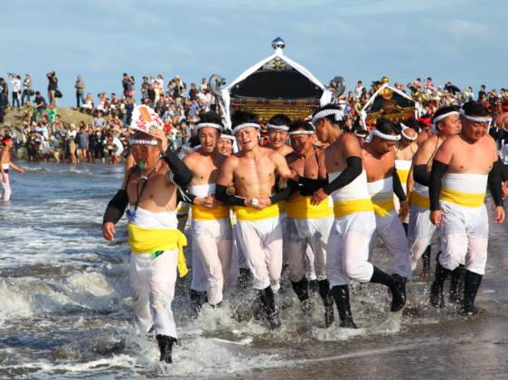 traditional festival japan