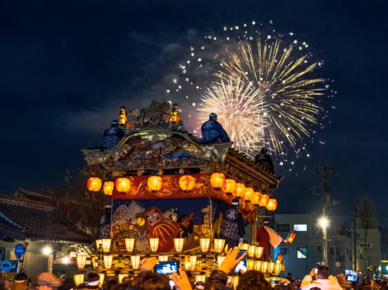 Chichibu Night Festival/Yomatsuri