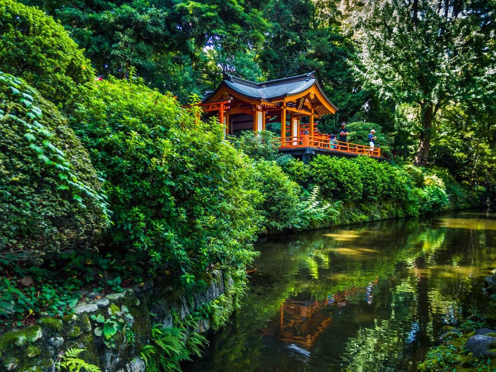 Nezu Shrine - Tokyo