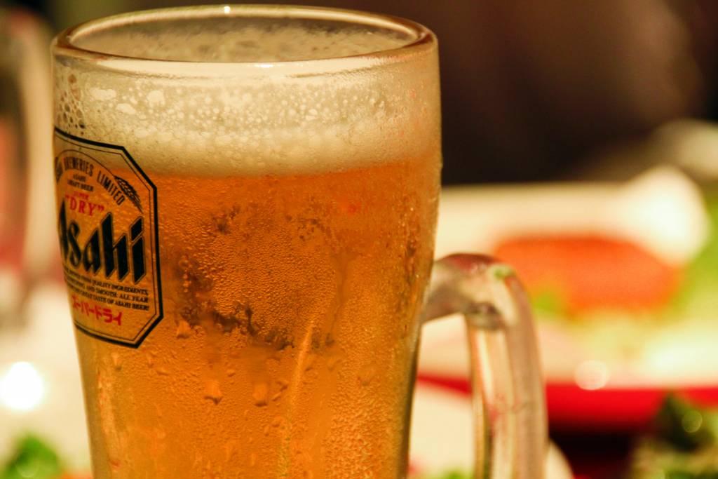 tokyo beer