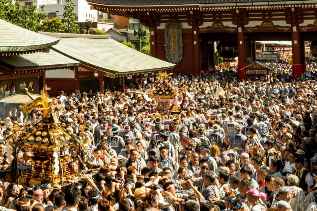 sanja matsuri may june tokyo events