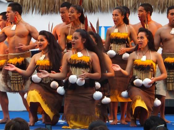 odaiba hawaii festival
