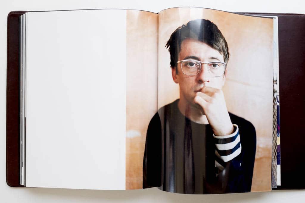 Graham Coxon of Blur 1996