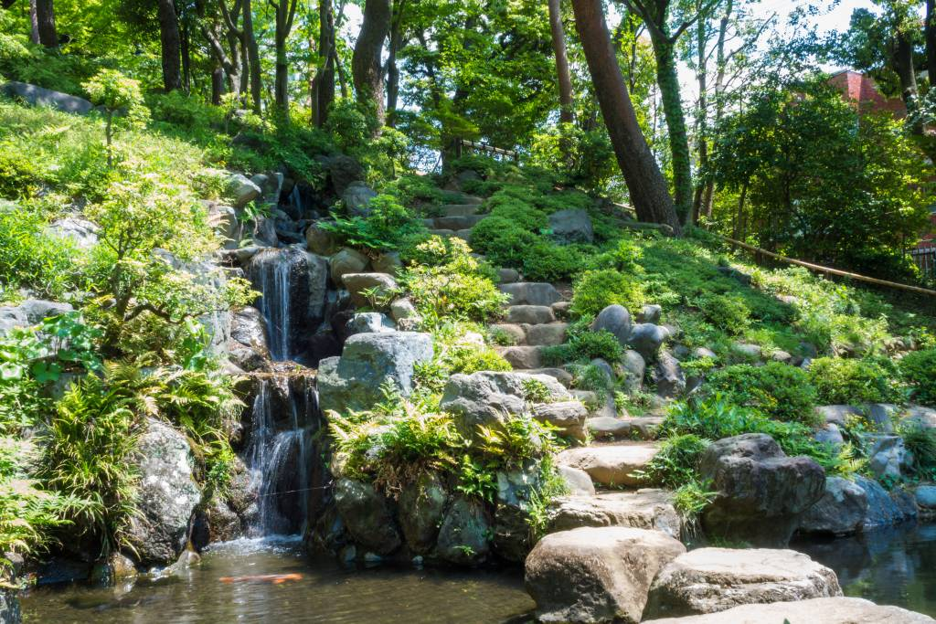 Tokyo oases