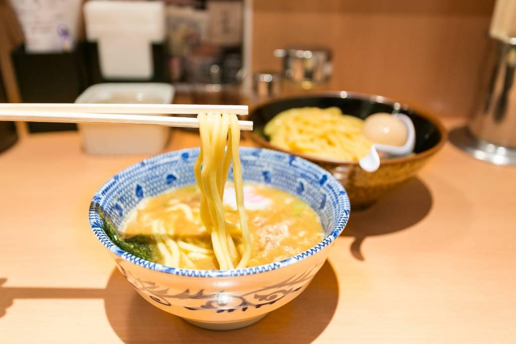 tokyo tsukemen restaurant