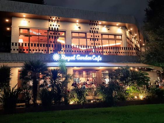Royal Garden Cafe Aoyama