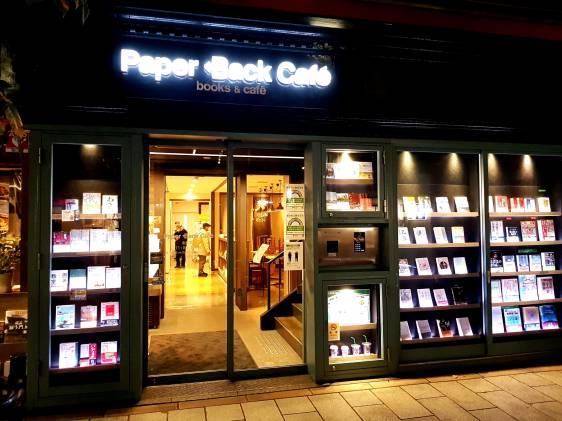 Paper Back Cafe