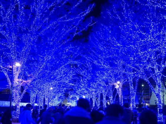 Shibuya Blue Cave