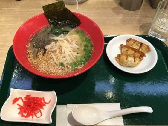 T's Tantan Tokyo Ramen Vegan