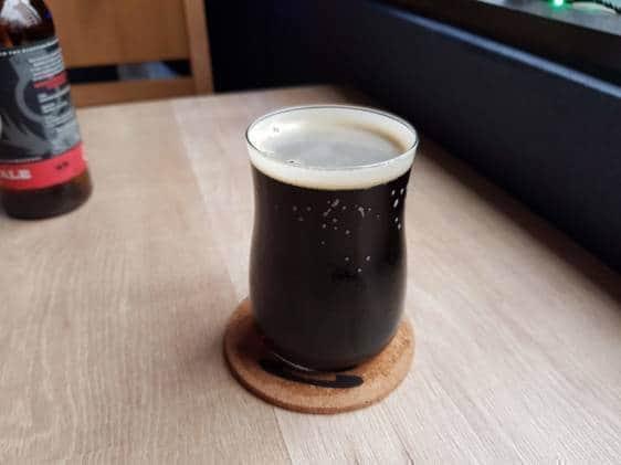 Bruntons beer