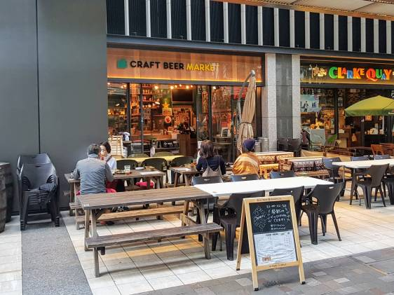 Craft Beer Market Otemachi