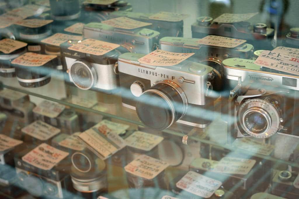 tokyo camera store
