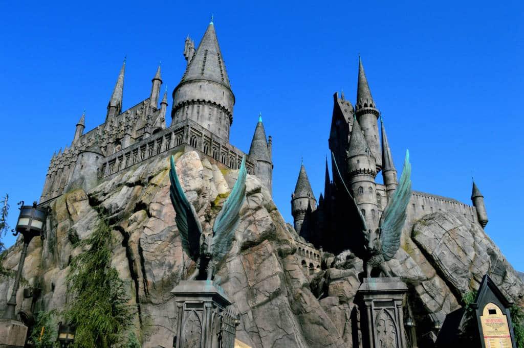 Harry potter world tokyo