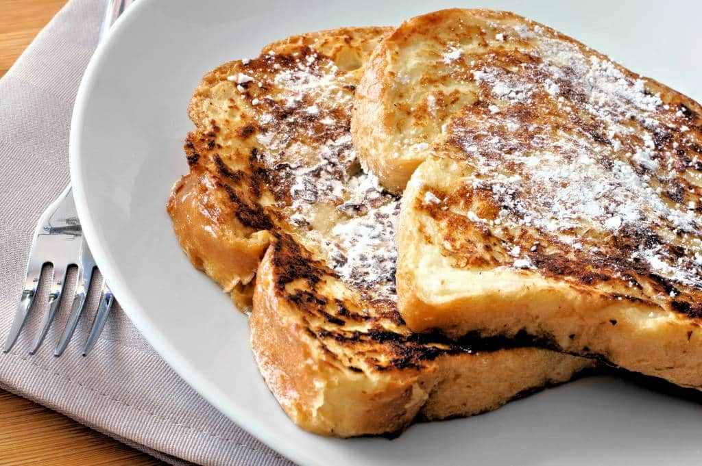 French toast tokyo brunch