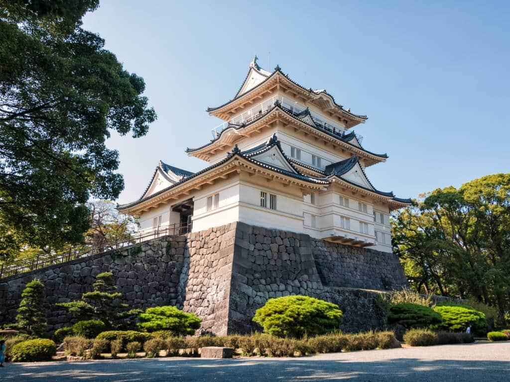 tokyo castles