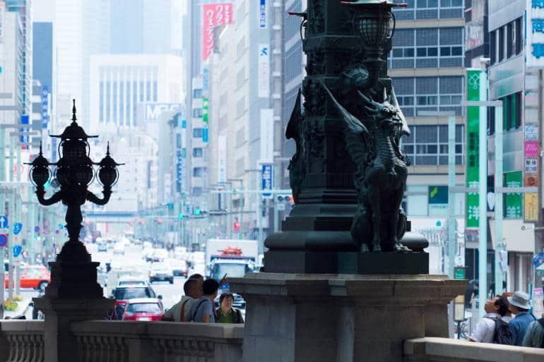 Nihonbashi Bridge, Tokyo, Japan