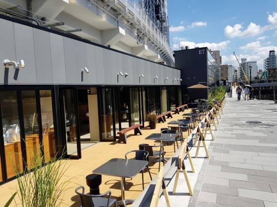 Lattest Sports terrace