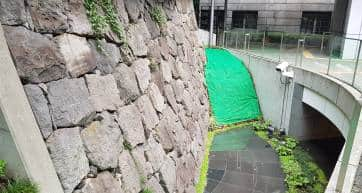 Edo Castle Outer Moat Ruins Museum